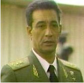 Cuban General Arnaldo Ochoa