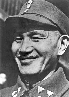 General Chaing Kai-shek