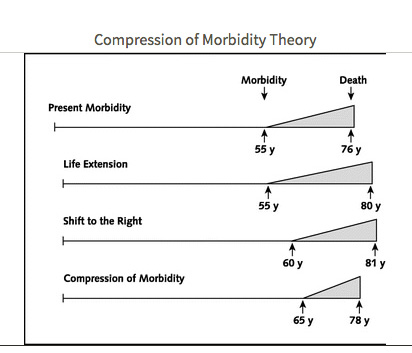 Compression of Morbidity Chart