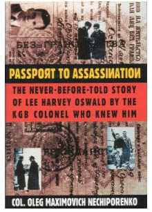 Passport to Assassination by Oleg Nechiporenko
