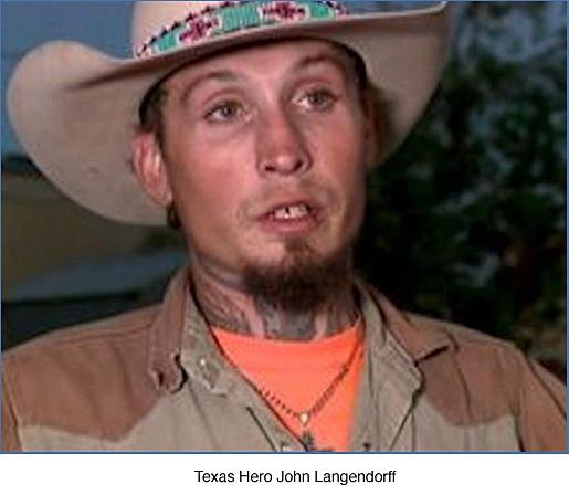 Texas Hero John Langendorff