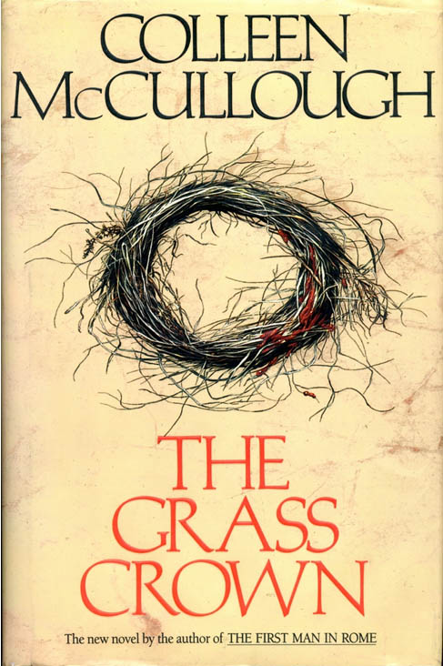 The Grass Crown Dust Jacket