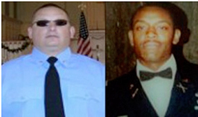 Correctional officers killed in line of duty